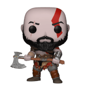 Figurine Pop! Kratos - God of War