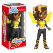 DC Super Hero Girls Bumble Bee Rock Candy Vinyl Figure