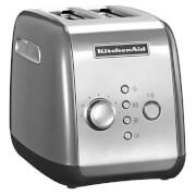 KitchenAid 5KMT221BCU 2 Slot Toaster – Contour Silver