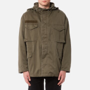 Maharishi Men's Upcycled Austrian M65 Jacket - Olive - M - Green