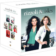 Rizzoli And Isles - Season 1-7