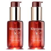 Kérastase Aura Botanica Concentré Essentiel Hair Oil 50ml Duo