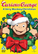 Curious George: A Very Monkey Christmas (Christmas Decoration)