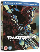 Transformers: The Last Knight 3D (Includes 2D Version) Limited Edition Steelbook
