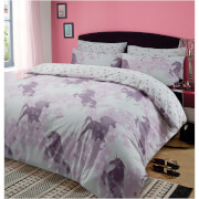 Dreamscene Unicorn Dream Duvet Set - Pink