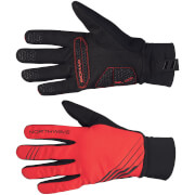 Northwave Power 2 Gel Winter Gloves - Red/Black