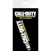 Call of Duty: Infinite Warefare Logo Bottle Opener
