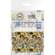 DC Comics Retro Cast Card Holder