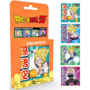 Dragon Ball Z Mix Coaster Pack
