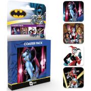 DC Comics Harley Quinn Coaster Pack