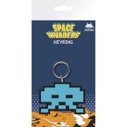 Space Invaders Alien Keyring