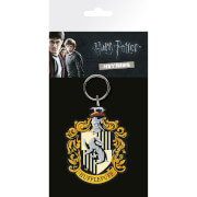 Harry Potter Hufflepuff Keyring