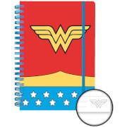 DC Comics Wonder Women Costume A5 Notebook