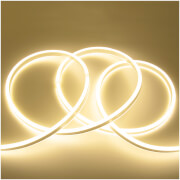 Global Gizmos LED Neon Flex Rope Light 5m - Warm White