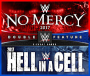 WWE: No Mercy + Hell In A Cell 2017 Double Feature
