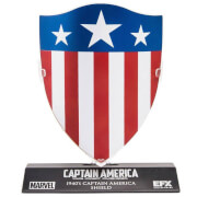 Marvel Captain America Replica 1/6 1940's Shield 10cm