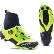 Northwave Raptor MTB Winter Boots - Yellow