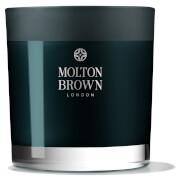 Купить Molton Brown Russian Leather Three Wick Candle 480g