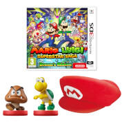 Mario & Luigi: Superstar Saga + Bowser's Minions with Mario Hat + amiibo pack
