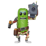 Rick & Morty Pickle Rick with laser Pop! Vinyl Figure