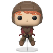 Figurine Pop! Ron sur Balai - Harry Potter