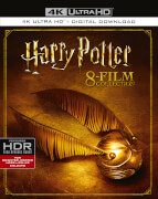 Coffret 8 Films Harry Potter - 4K Ultra HD