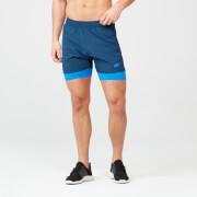 Image of Myprotein Power Shorts - L - Navy