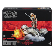 Hasbro Star Wars The Black Series: Luke Skywalker Centrepiece