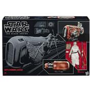 Hasbro Star Wars The Black Series: Rey's Speeder (Jakku)