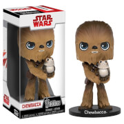 Funko Star Wars The Last Jedi: Chewbacca Wobbler