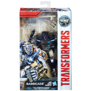 Transformers The Last Knight: Premier Edition Barricade Action Figure