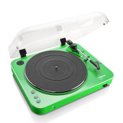 Lenco L-85 Turntable with USB Direct Recording - Green