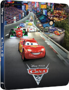 Cars 2 - Steelbook Exclusivo de Zavvi Edición Limitada -