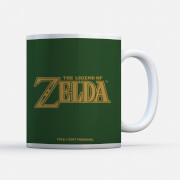 Taza Nintendo Legend of Zelda Escudo Hyliano
