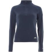 Polaire Femme Shiner Half Zip Trespass - Bleu Marine