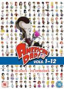 American Dad - Volume 1-12