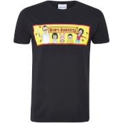 Bob's Burgers Men's T-Shirt - Black