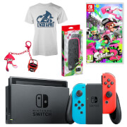 Nintendo Switch Splat Attack Pack