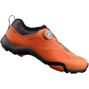Shimano MT7 MTB Shoes - Orange - UK 6.5/EU 41 - Orange