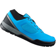 Image of Shimano GR7 MTB Shoes - for Flat Pedals - Blue - EU 41 - Blue