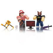 ROBLOX Mad Studio Game Figure Pack