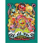 Affiche de Collection de James Carroll - Disney - The Muppets/Dr. Teeth Disney (457mm x 610mm)