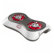 Homedics Shiatsu Deluxe Foot Massager with Heat