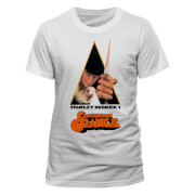 A Clockwork Orange Men's Knife T-Shirt - White