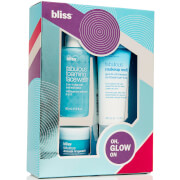 Bliss Oh, Glow On! Gift Set