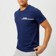 BOSS Hugo Boss Men's Small Logo T-Shirt - Navy