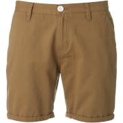 Brave Soul Men's Smith Chino Shorts - Tobacco