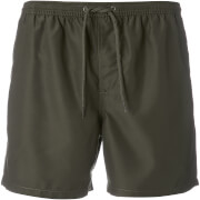 Brave Soul Men's Sparks Swim Shorts - Khaki