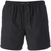 Brave Soul Men's Sparks Swim Shorts - Navy