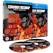 Image of Cowboy Bebop The Movie - Double Play